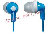 Навушники Panasonic RP-HJE118GU-A блакитні