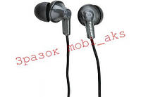 Навушники Panasonic RP-HJE118GU-K чорні
