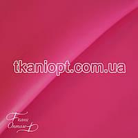 Ткань Лакированный кожзам плотный (малиновый)