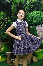 Детский сарафан Илона  р.122-140, фото 2