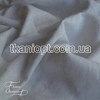 Ткань лен натуральный (белый)