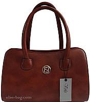 Женская сумка в виде ракушки