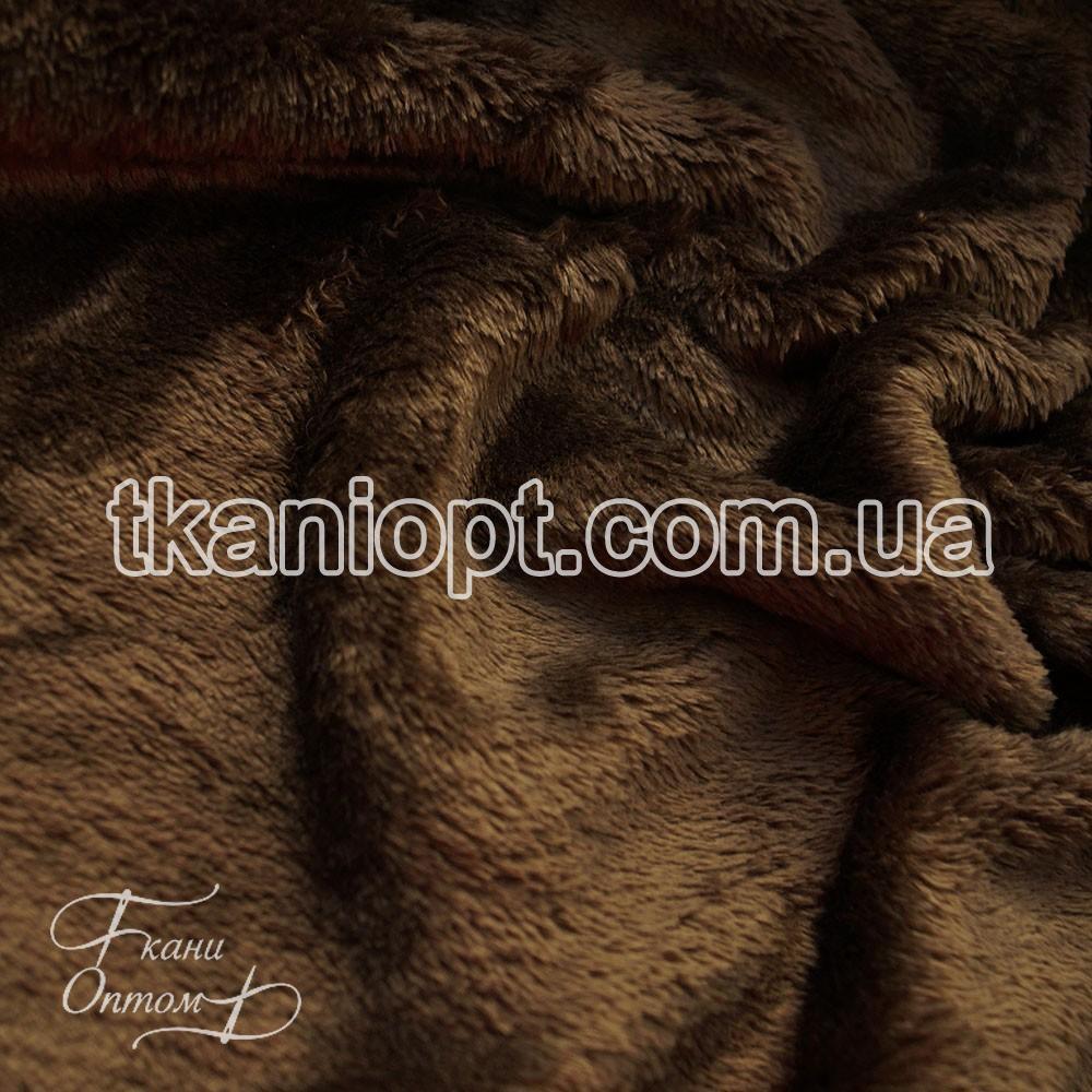 Ткань Махра велсофт (хаки)