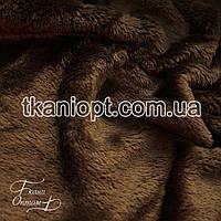Ткань Махра (велсофт) хаки