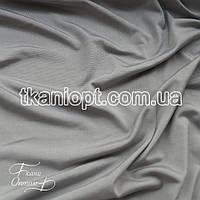 Ткань Микромасло однотонное (светло-серый )