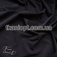 Ткань Микромасло однотонное (темно-серый )