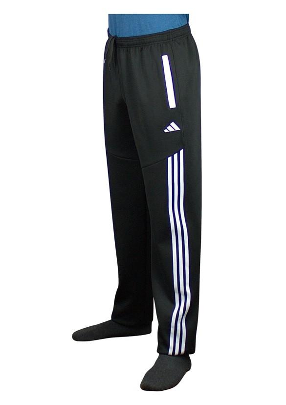 Стильные трикотажные спортивные брюки мужские - фото teens.ua