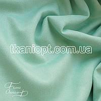 Ткань Неопрен замша (мята)