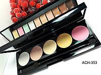 AСН-353 Набор для макияжа ( консилер + хайлайтер ) Alex Horse