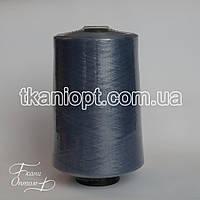 Ткань Нитки для оверлока 150D/1 (серый)