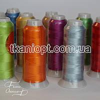 Ткань Нитки шелковые вышивальные 120D/2