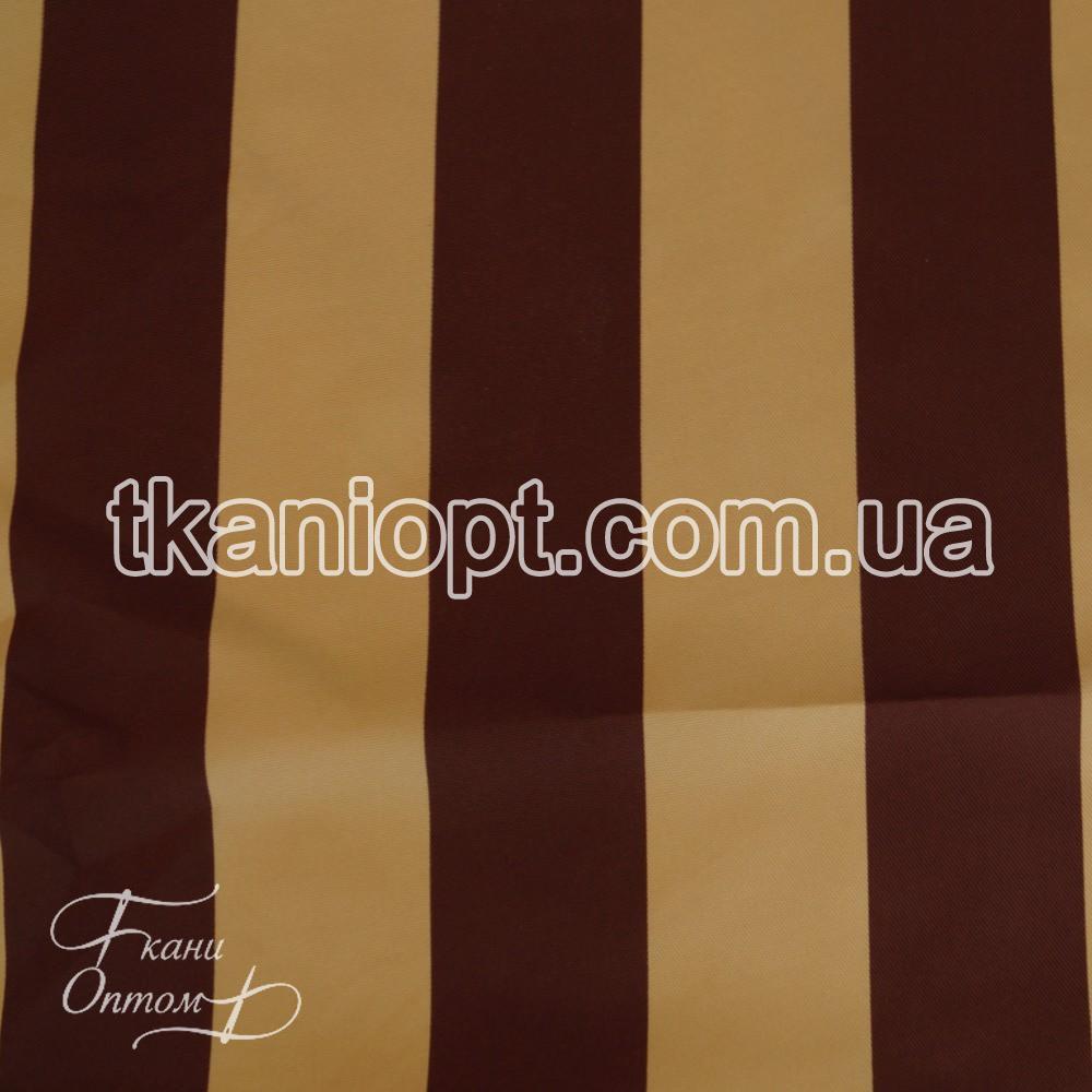Ткань Оксфорд 600d pu бежево-коричневый на молоке (210 gsm)