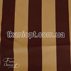 Ткань Оксфорд 600d pu бежево-коричневый (300 gsm)