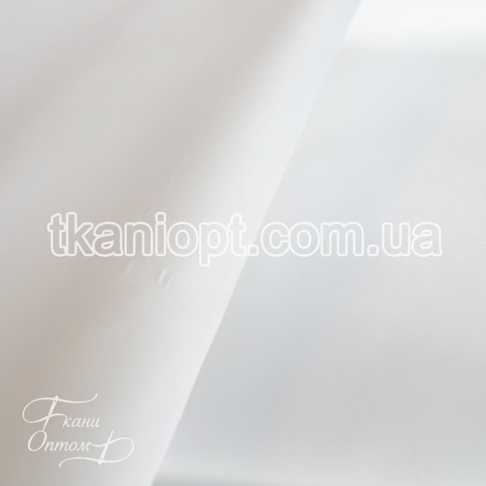 Ткань Оксфорд 600d pu белый на молоке (210 gsm)