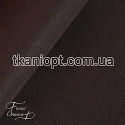 Ткань Оксфорд 600d pu коричневый(300 gsm)