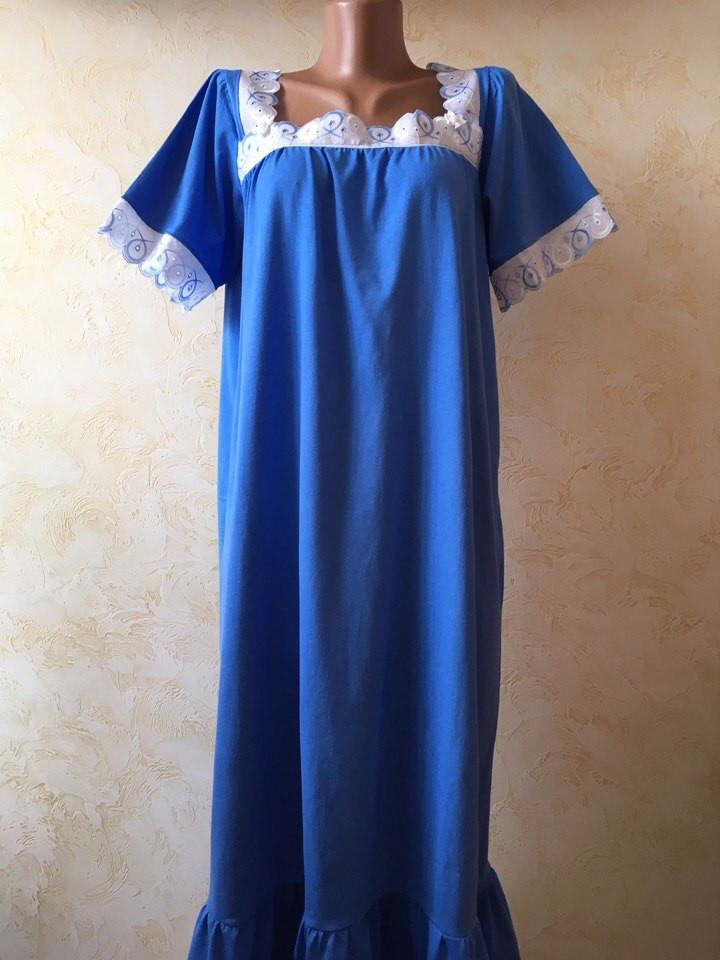 a87e613b323 ... Ночная рубашка женская длинная Мечта с кружевом