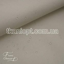 Ткань Оксфорд 600d pu молочный (300 gsm)