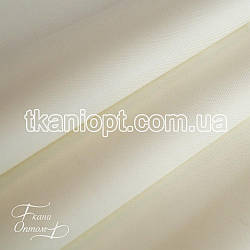 Ткань Оксфорд 600d pu молочный на молоке (210 gsm)