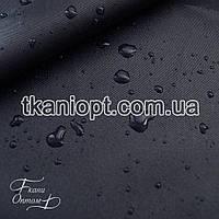 Ткань Оксфорд 600D PU темно-синий (210 GSM), фото 1