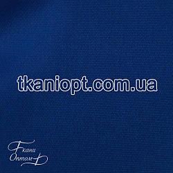 Ткань Оксфорд 600d pu электро-синий (300 gsm)