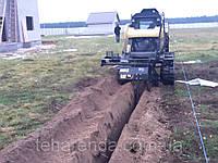 Траншеєкопач в оренду, фото 1