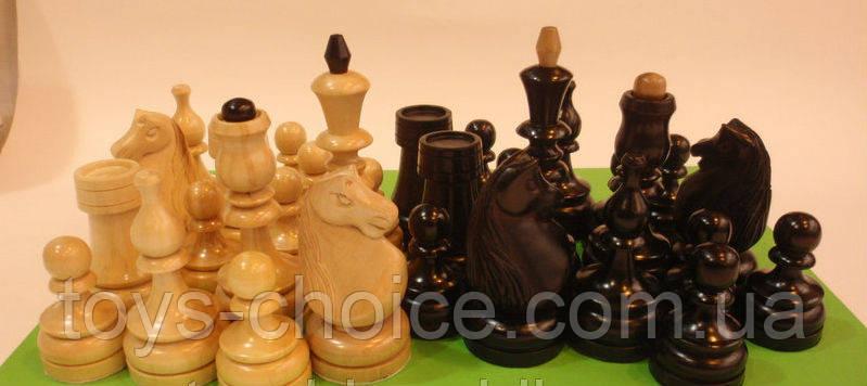 Набор Деревянных Шахматных Фигур Украина