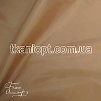 Ткань Палаточная ткань оксфорд 210D бежевый (105 gsm)