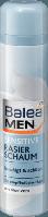 Пена для бритья Balea MEN Rasierschaum Sensitive, 300 ml