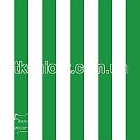 Ткань Палаточная ткань оксфорд 210D бело-зеленый (105 gsm)