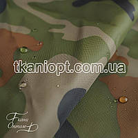 Ткань Палаточная ткань оксфорд 210D камуфляж (105 gsm)