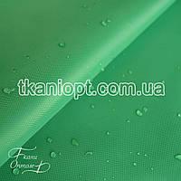 Ткань Палаточная ткань оксфорд 210D травяной (105 gsm)