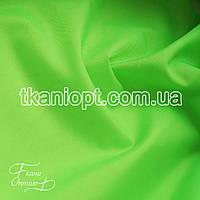 Ткань Палаточная ткань оксфорд 210D салатовый (105 gsm)