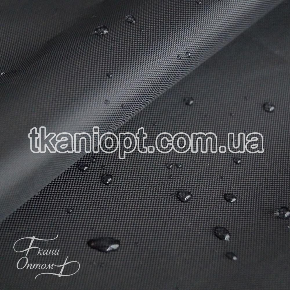 Ткань Ткань оксфорд 210d черный (105 gsm)