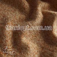 Ткань Пальтовая ткань шерсть букле  (бежевый)