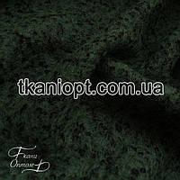 Ткань Пальтовая ткань шерсть букле  (хаки)
