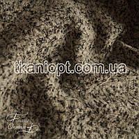 Ткань Пальтовая ткань шерсть букле  (черно-белый)