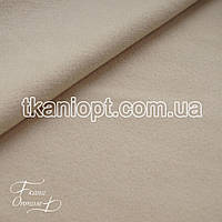 Ткань Пальтовая ткань шерсть кашемир (кремовый)