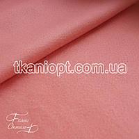 Ткань Пальтовая ткань шерсть кашемир (персиковый)