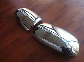 Накладки на зеркала Audi A3 (2003-2008)