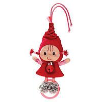"""Lilliputiens - Подвеска с колокольчиком """"Красная шапочка"""""""