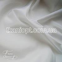 Ткань Плащевка мемори (белый)