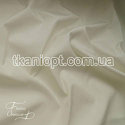 Ткань Плащевка мемори (молоко)