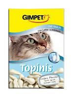 Gimpet TOPINIS молоко для улучшения обмена веществ, микрофлоры кишечника, 220 г