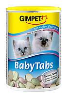 Gimpet BABY-TABS для укрепления иммунитета и здорового развития котят, 40г, 114шт