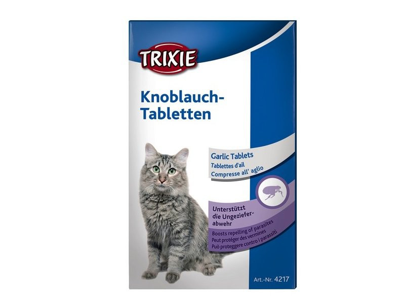 Ошейник для кошек TRIXIE - с отражателем и колокольчиком