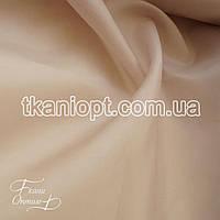 Ткань Подкладка нейлон 170Т (темно-бежевый)