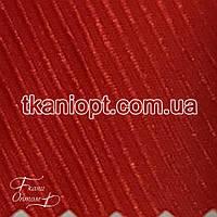 Ткань Подкладочная ткань диагональ 210Т (красный)
