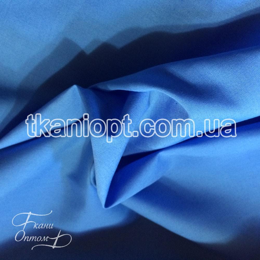 Ткань Рубашечная ткань (голубой)