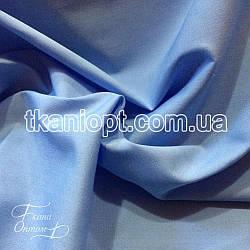 Ткань Рубашечная ткань (светло-голубой)