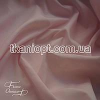 Ткань Рубашечная ткань хлопок (бледно-розовый)